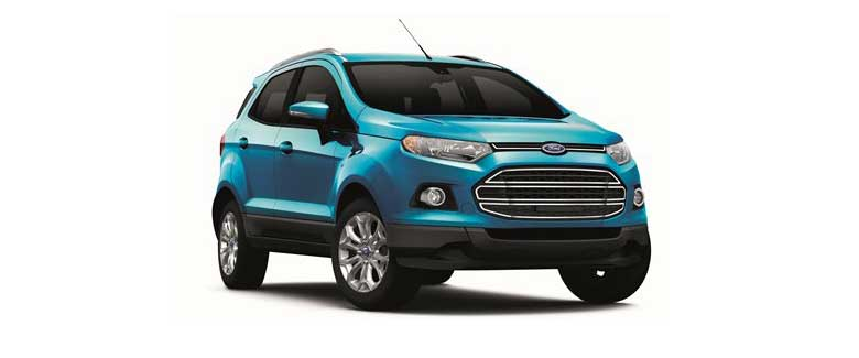 Ford Ecosport 1.5L AT Black Edition