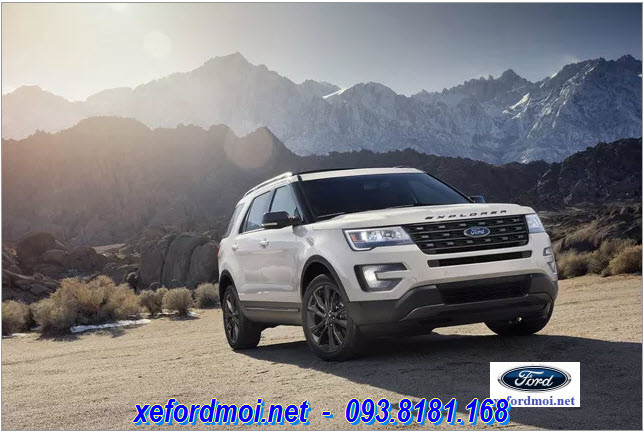 Ford Explorer 2017 Limited