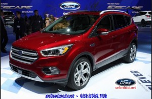 FORD ESCAPE MỚI 2018