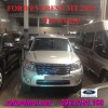 Ford Everest MT 2.5L 2012