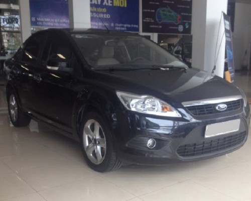 Ford Focus 1.8MT sedan 2011