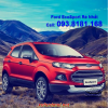 Ford Ecosport 1.5MT Trend