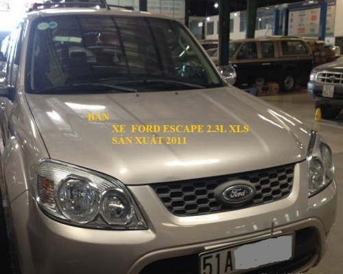 Ford Escape 2.3L XLS 2011