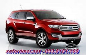 GIÁ XE FORD EVEREST MỚI